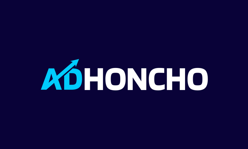 Adhoncho - Advertising company name for sale