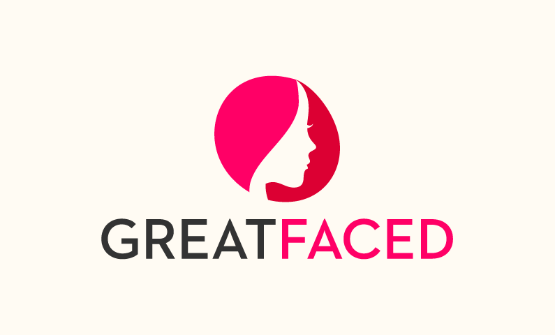 Greatfaced - Beauty business name for sale