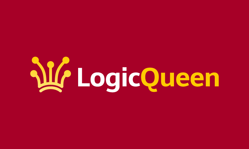 Logicqueen - Augmented Reality domain name for sale