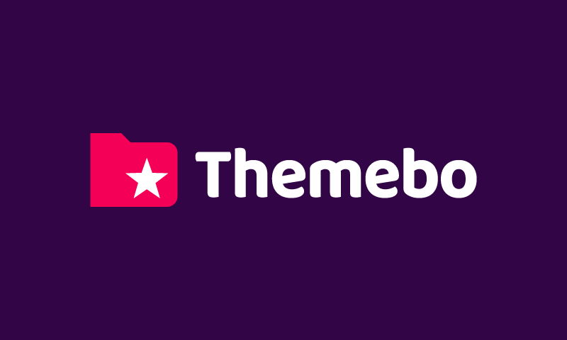 Themebo - Design company name for sale
