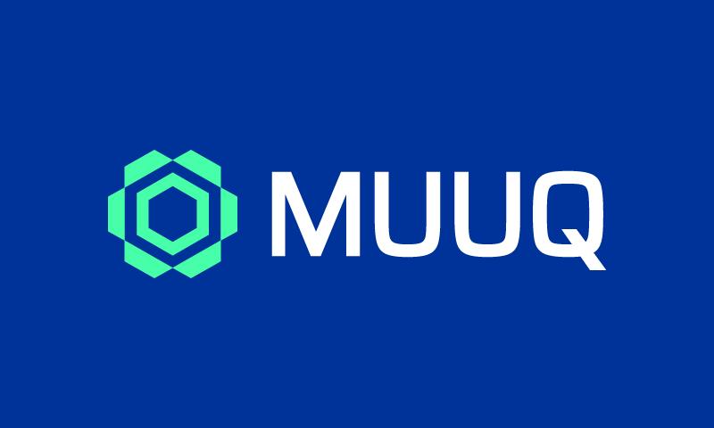 Muuq - Marketing company name for sale