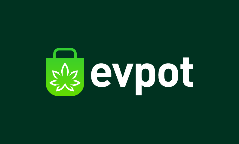 Evpot - Cannabis business name for sale