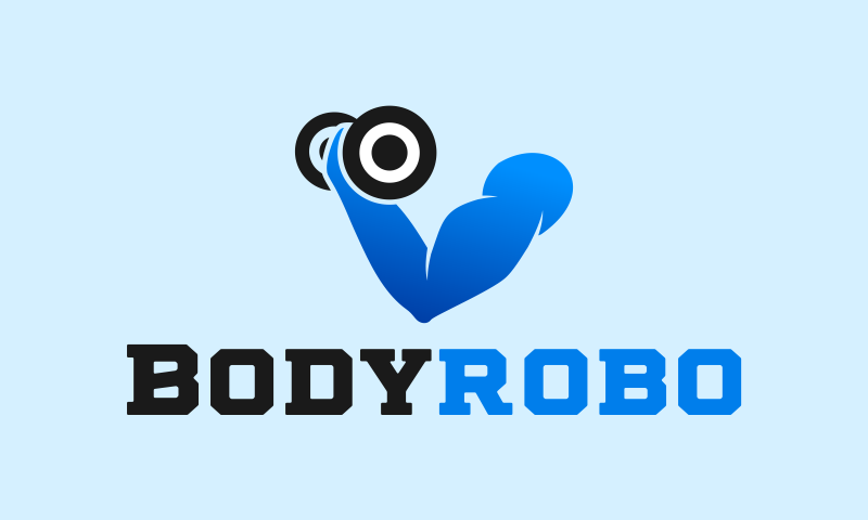Bodyrobo - Automation startup name for sale