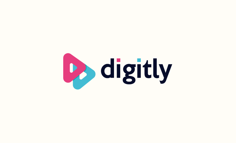 Digitly - Technology-focused brand name