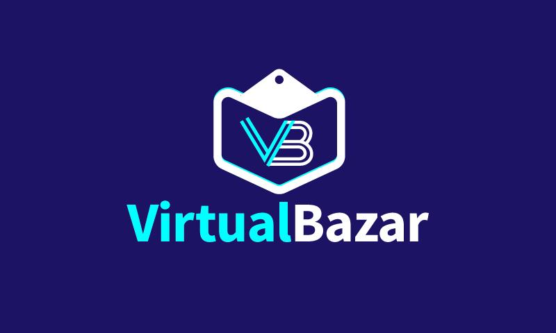 Virtualbazar - Marketing business name for sale