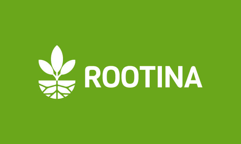 Rootina - E-commerce brand name for sale