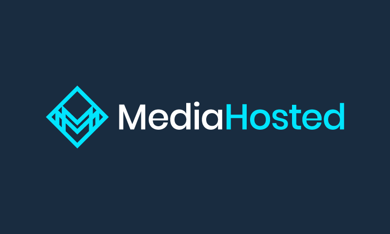 Mediahosted - Media domain name for sale