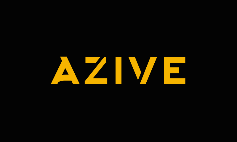 Azive - Travel brand name for sale
