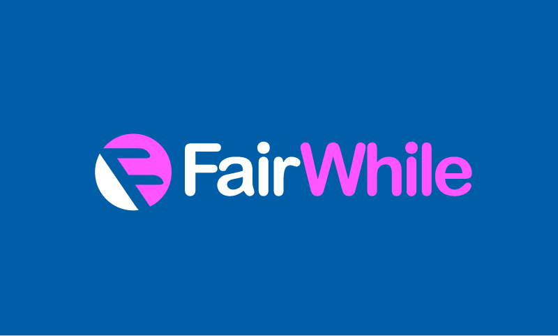 Fairwhile - E-commerce domain name for sale