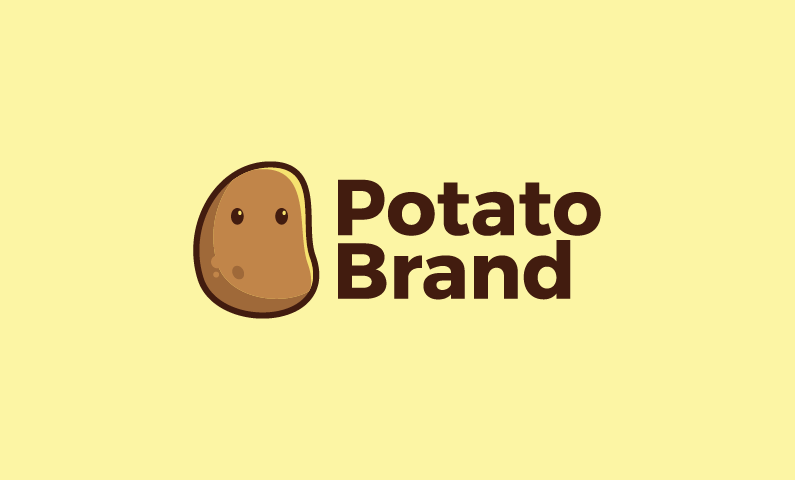 Potatobrand - Marketing product name for sale