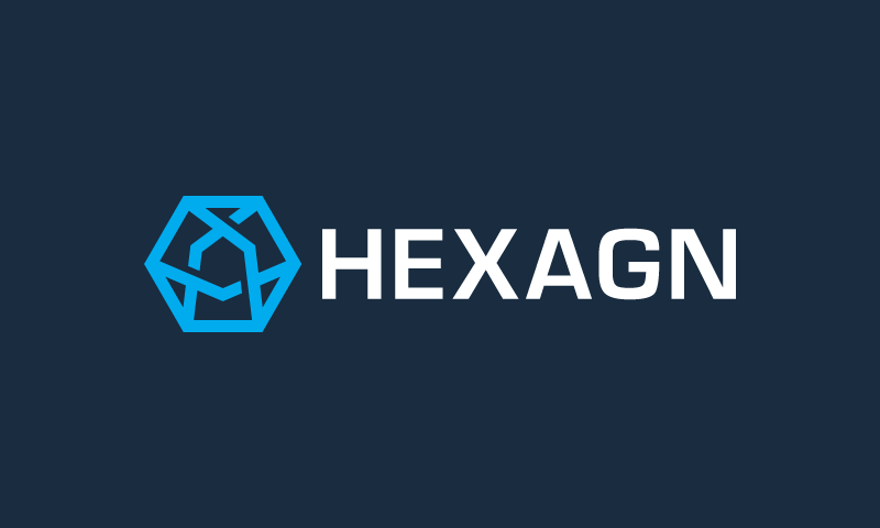 Hexagn - Cryptocurrency brand name for sale