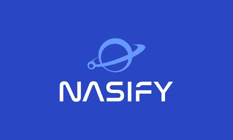 Nasify - E-commerce domain name for sale