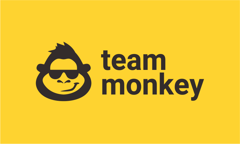 Teammonkey - Media business name for sale