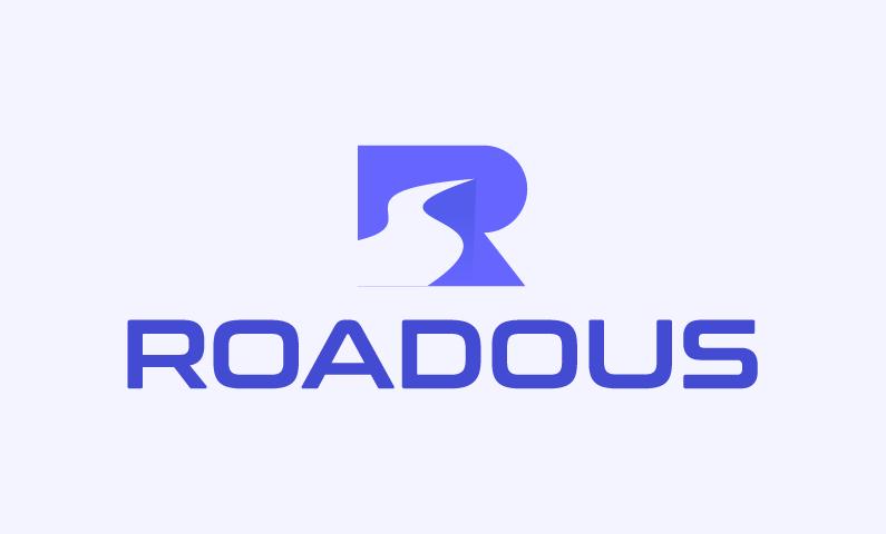 Roadous - Automotive brand name for sale