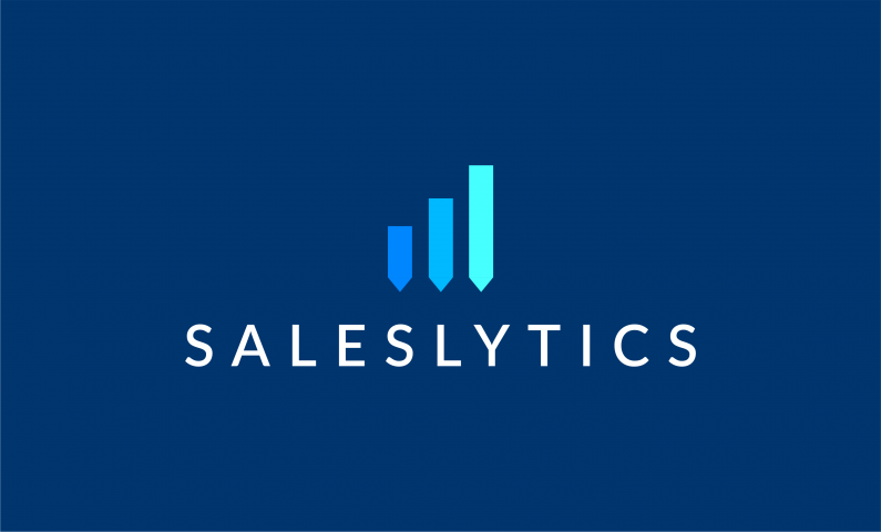 Saleslytics - Analytics business name for sale