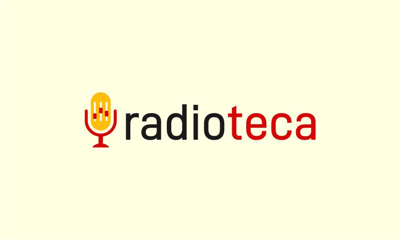 Radioteca logo