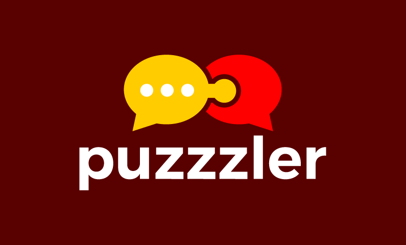 Puzzzler - Media company name for sale