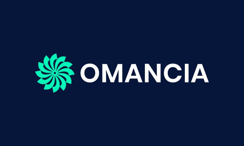 Omancia - Business company name for sale