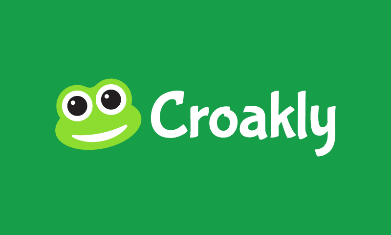 Croakly - Video games domain name for sale