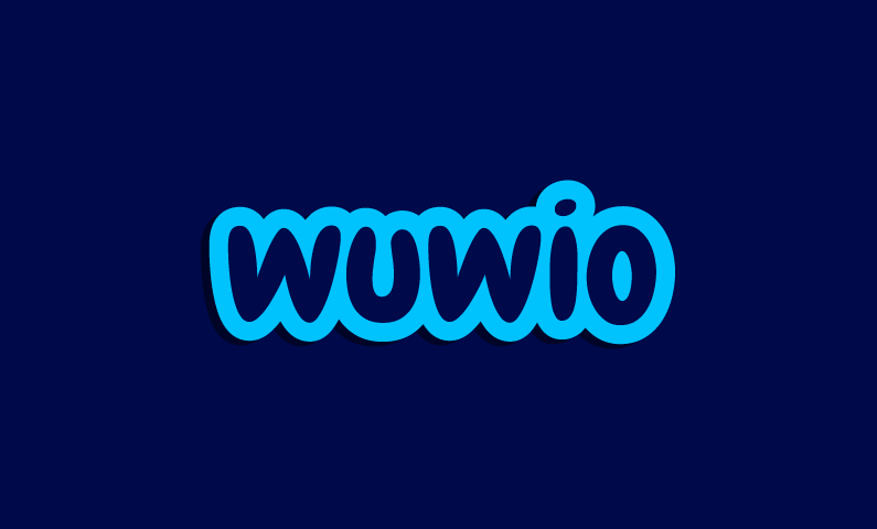 Wuwio - Possible startup name for sale