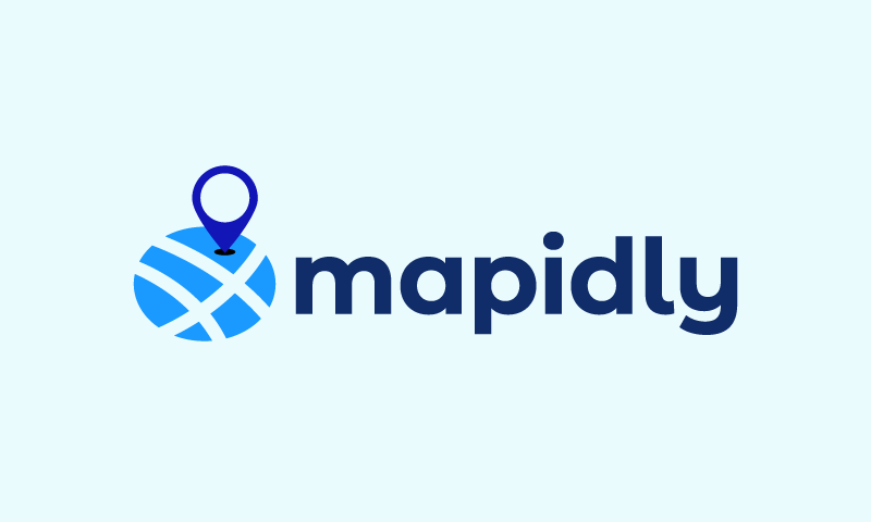 Mapidly - Travel product name for sale