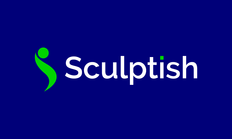 Sculptish - Exercise company name for sale