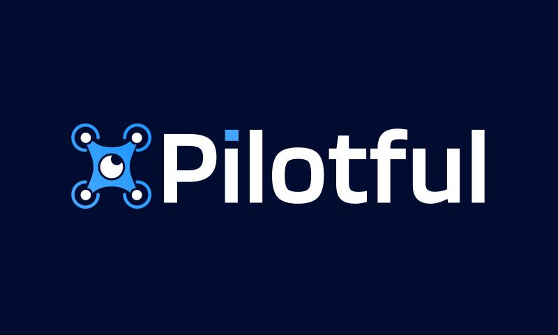 Pilotful - Transport startup name for sale