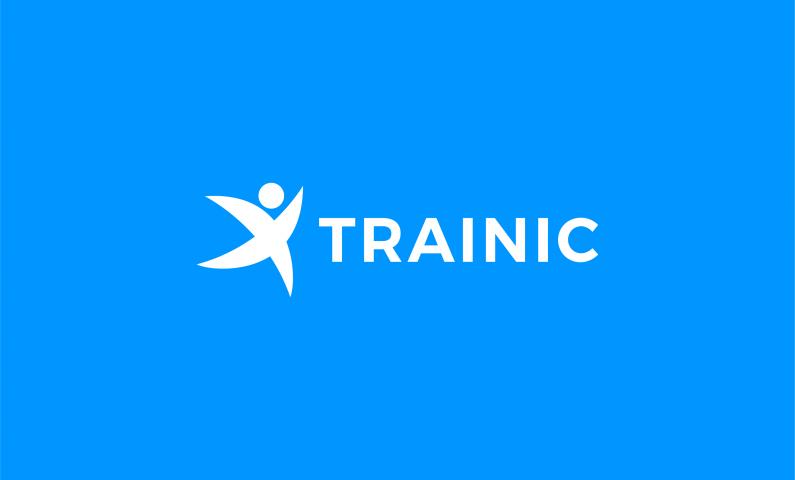 Trainic - Training company name for sale