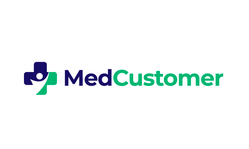 Medcustomer - Healthcare domain name for sale