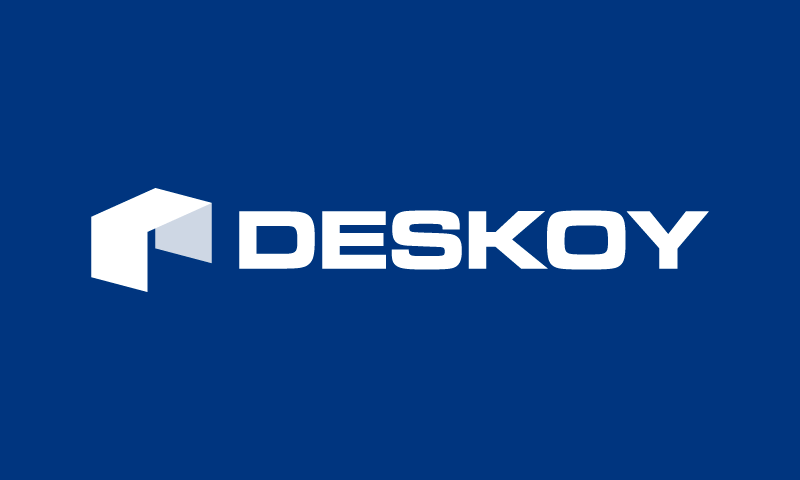 Deskoy - Furniture domain name for sale