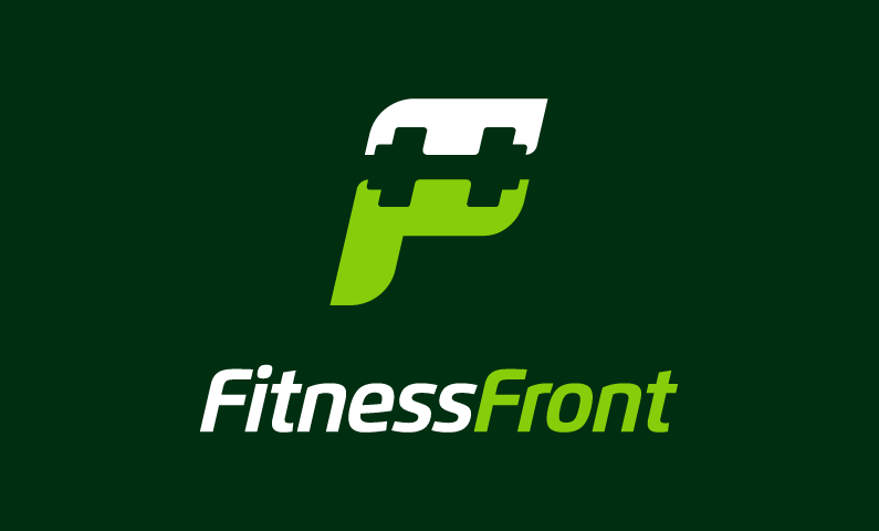 Fitnessfront - Be mindful of your body with this domain