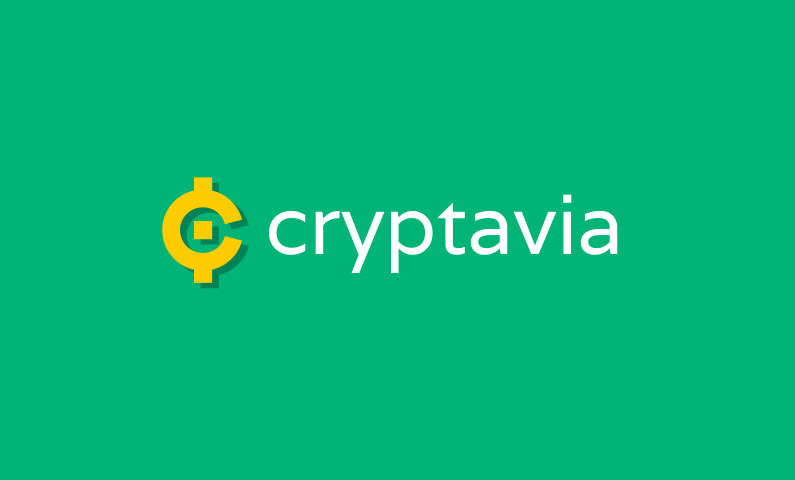 Cryptavia - Unique and memorable domain