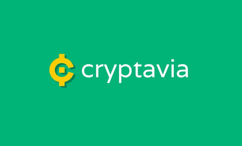 Cryptavia - Unique and memorable domain