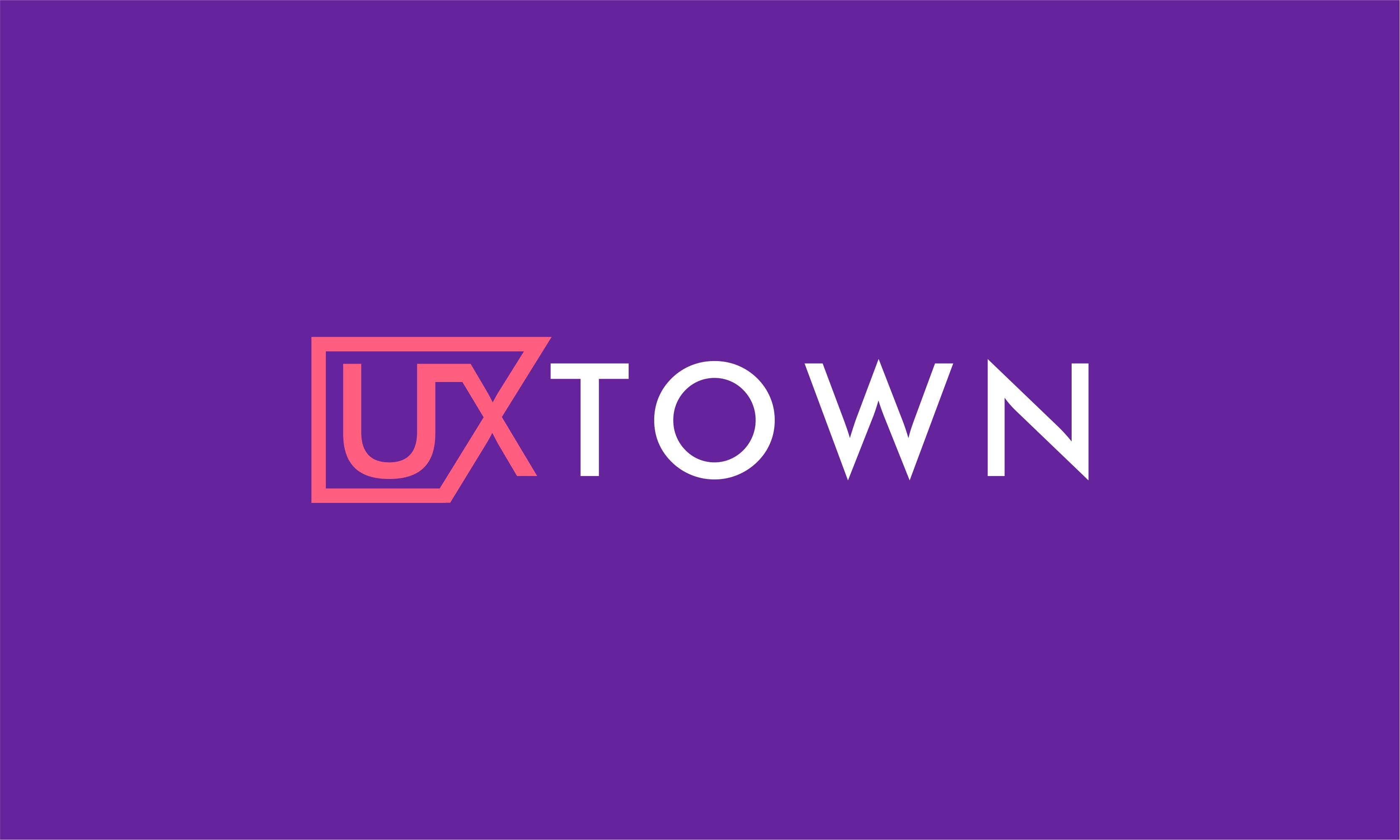 uxTown logo