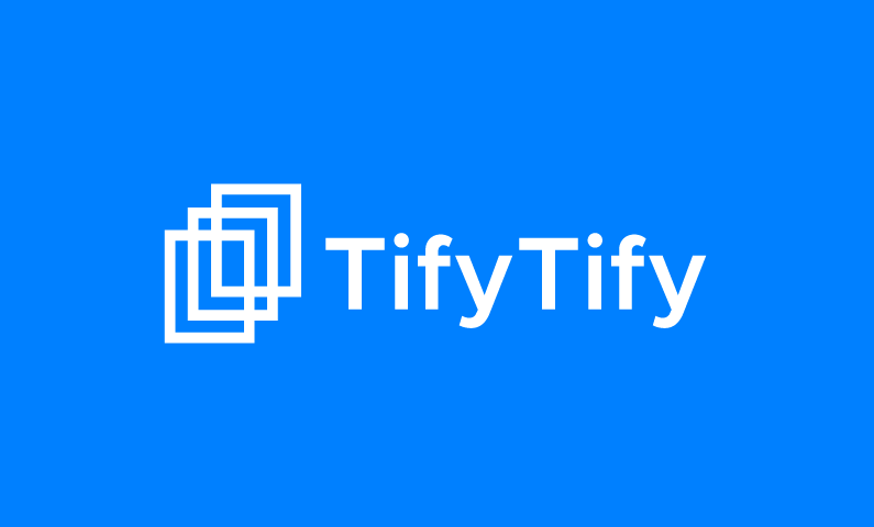 Tifytify - Audio startup name for sale