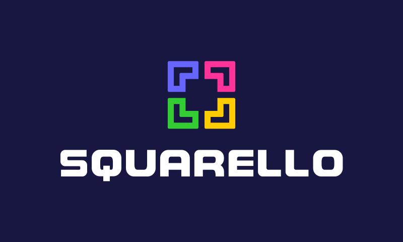 Squarello - Media brand name for sale