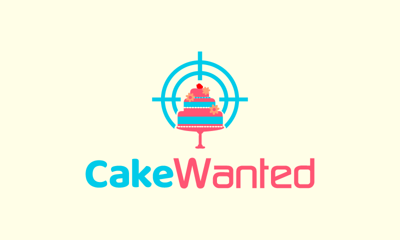 Cakewanted - Food and drink product name for sale
