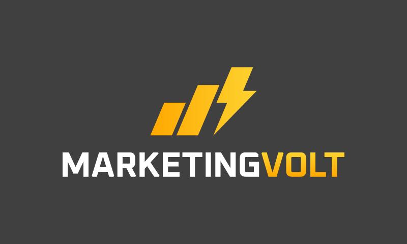 Marketingvolt - Marketing product name for sale
