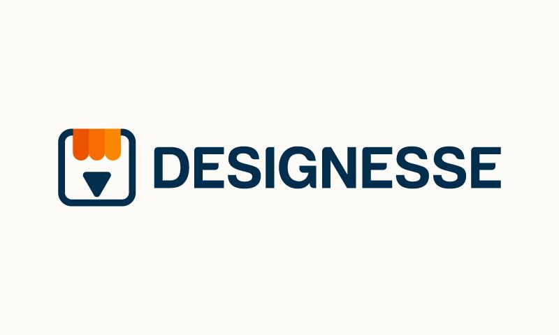 Designesse - Design brand name for sale