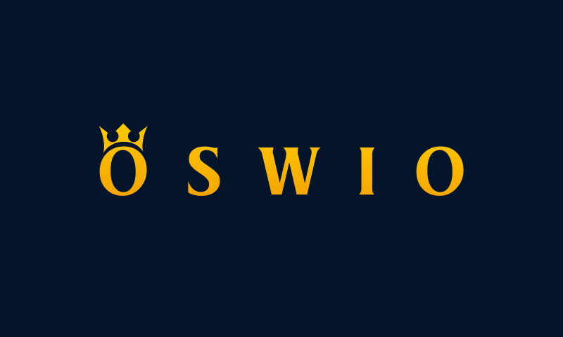 Oswio - Beauty brand name for sale