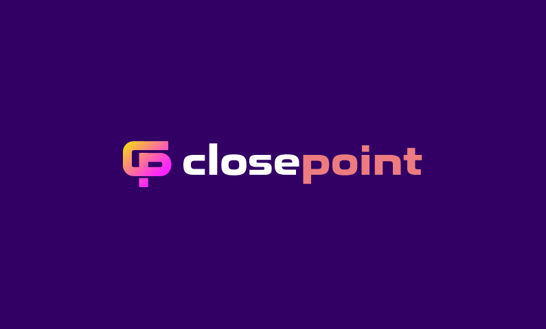 ClosePoint logo - Closers only