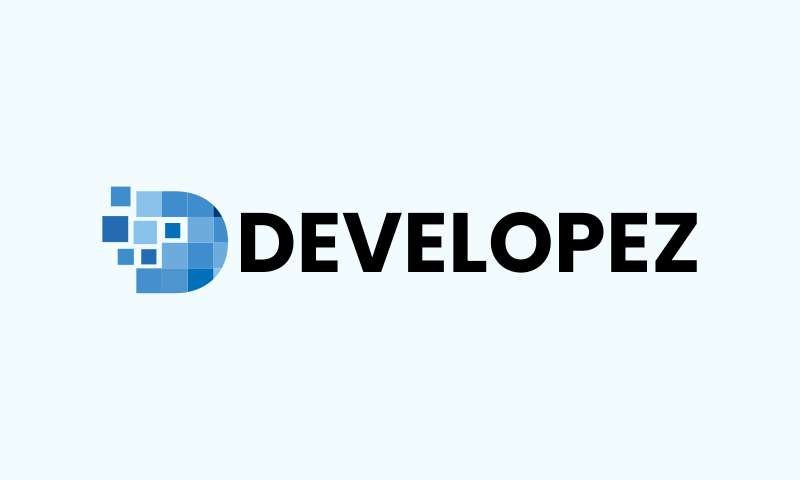 Developez - Technology brand name for sale