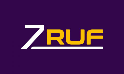 7ruf - Technology company name for sale