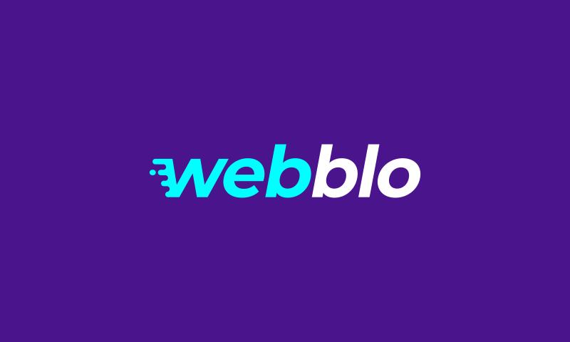 Webblo