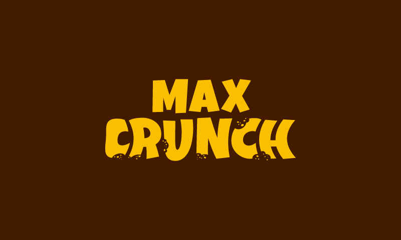 Maxcrunch - Food and drink domain name for sale
