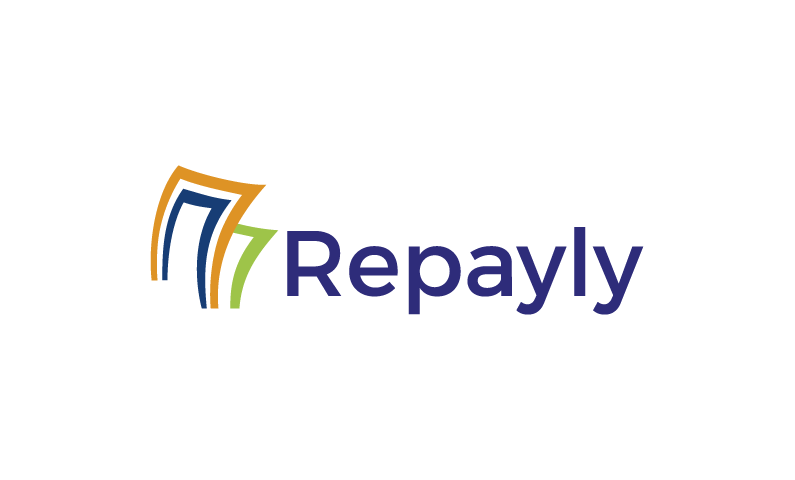 Repayly - Modern company name for sale