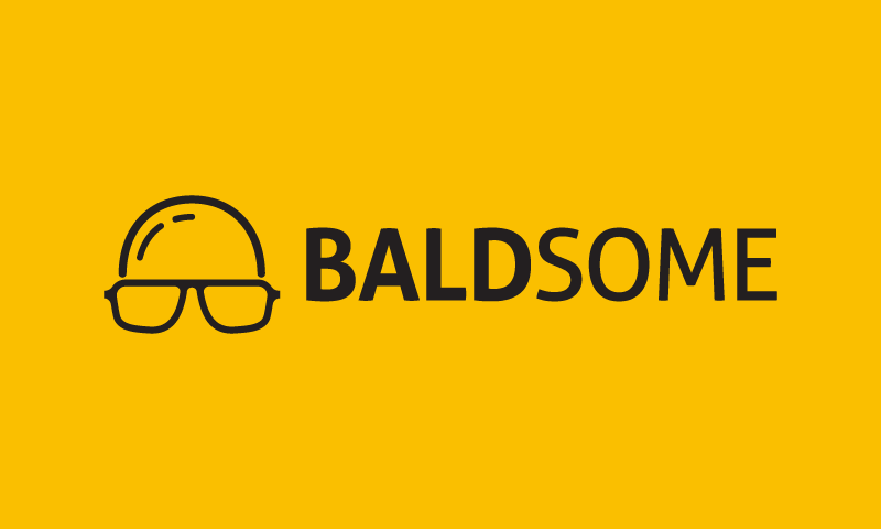 Baldsome - Retail startup name for sale
