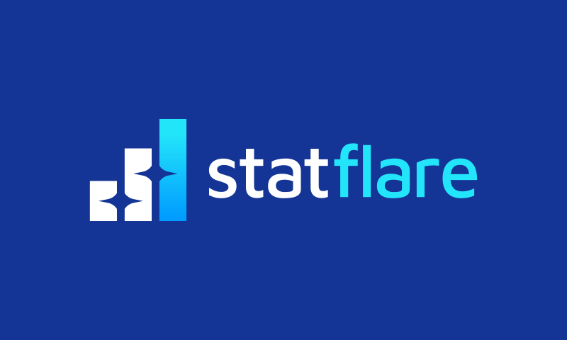 Statflare - Analytics company name for sale