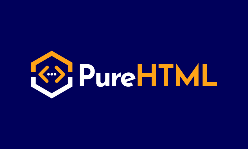 Purehtml - Technical recruitment product name for sale