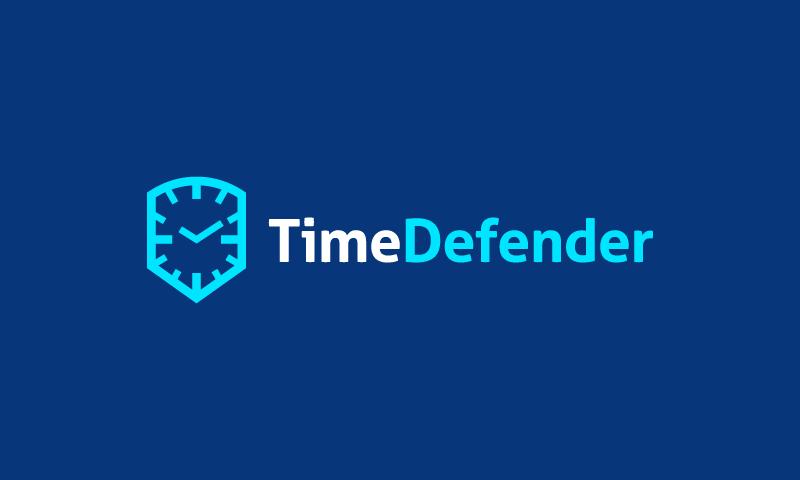 TimeDefender logo